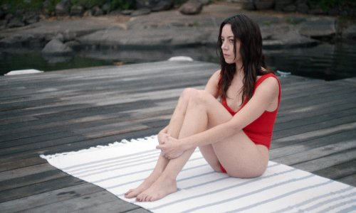 From Aubrey Plaza's swimsuit to bottled rainwater: this week's fashion trends