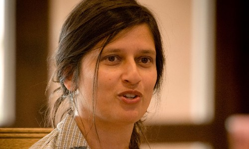 Bhanu Kapil wins TS Eliot poetry prize for 'radical' How to Wash a Heart