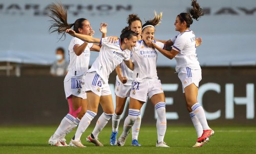 Real Madrid knock Manchester City out of Women's Champions League