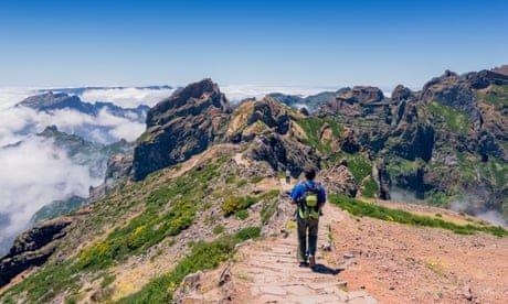 Spring adventure: trail running on Madeira