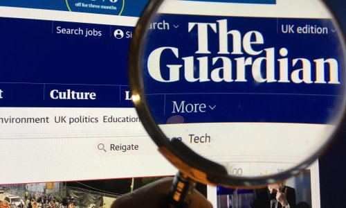 Competition: name the date of the Guardian article – week two