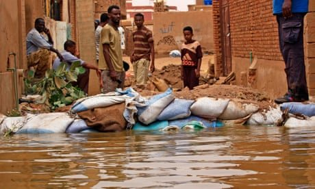 Sudan declares state of emergency as record flooding kills 99 people