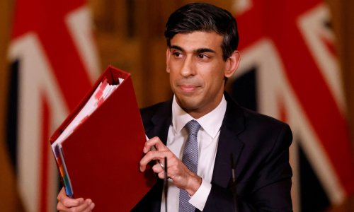 Rishi Sunak rejects calls by businesses for furlough extension