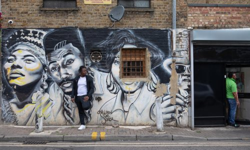 From Tudor courts to BLM, a book brings London's black history to life