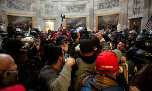 Oregon Republican party falsely suggests US Capitol attack was a 'false flag'