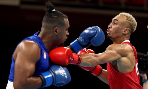 Ben Whittaker takes Olympic silver but light-heavyweight final defeat hurts