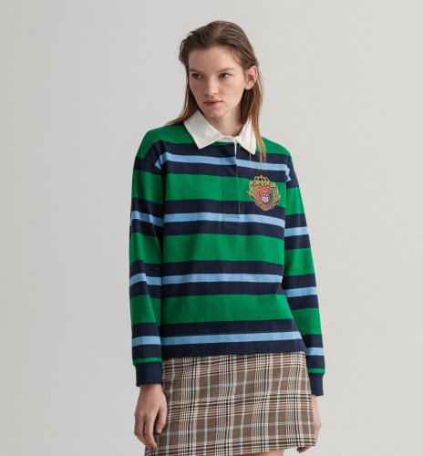 Give it a try: how the rugby shirt became hot property