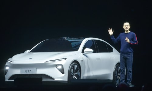 Chinese firms prepare to charge into Europe's electric car market