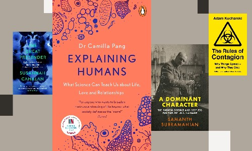 Best science books of 2020