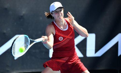 Iga Swiatek hungry for more grand slam glory at Australian Open