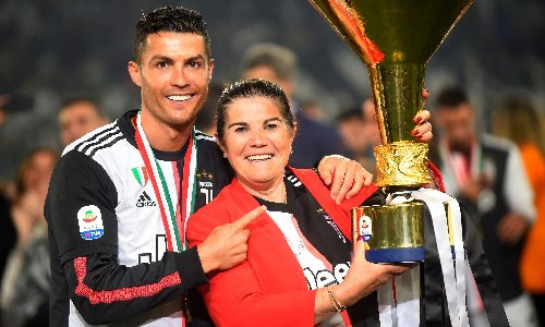 'I'll talk to him': Cristiano Ronaldo's mother wants him to play for Sporting