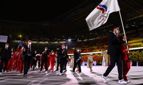 ROC's Olympic successes mean 'absent' Russia are more present than ever