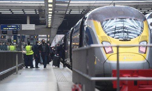 Eurostar warns of 'risk to survival' without government help