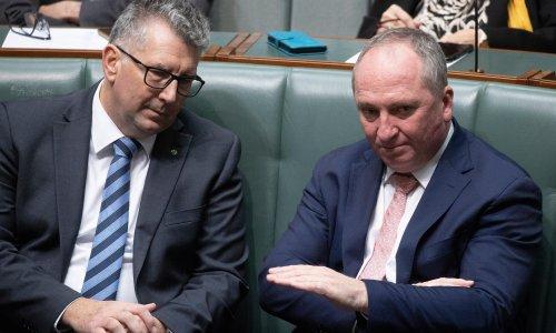Australian jobs more important than net zero, Nationals minister says