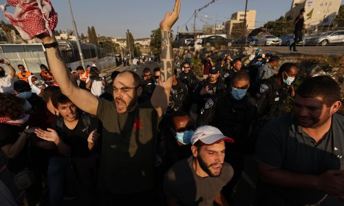 Israel supreme court decision expected on Sheikh Jarrah evictions
