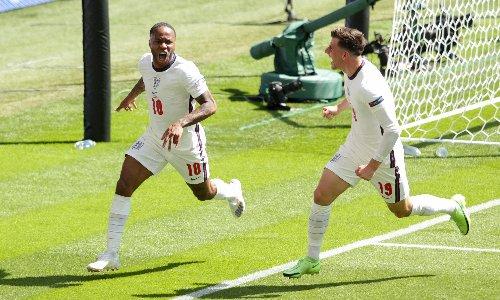 Local hero Raheem Sterling gets England off to winning start at Euro 2020
