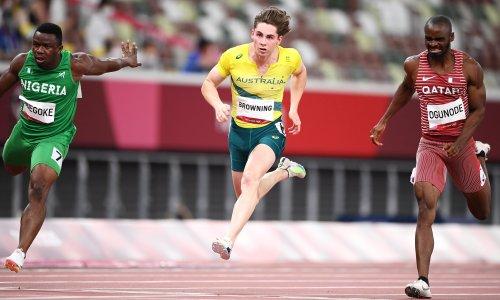 Rohan Browning ends Australia's long wait for a bona fide 100m star