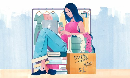 How to sell items online safely and profitably