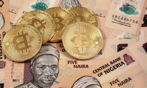 Out of control and rising: why bitcoin has Nigeria's government in a panic
