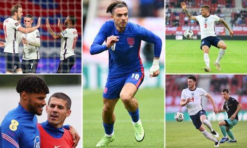 Formation, full-backs, Grealish: big calls facing Southgate for Euro 2020