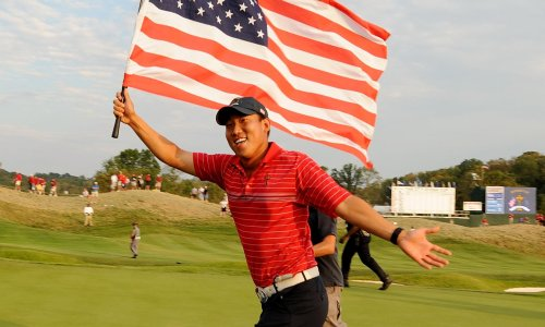 Anthony Kim: the Ryder Cup hero who disappeared from golf