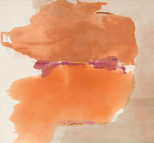 'Like a Rothko dancing wildly to jazz' – Helen Frankenthaler review