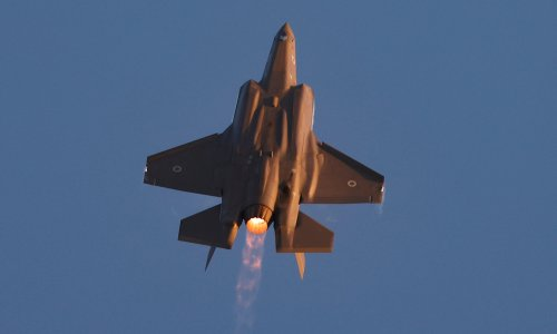 Israel launches airstrikes in Lebanon in response to rockets