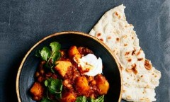 Discover chickpea curry