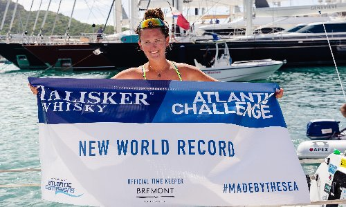 'I ate 40kg of chocolate': Yorkshire teacher, 21, on rowing solo across the Atlantic