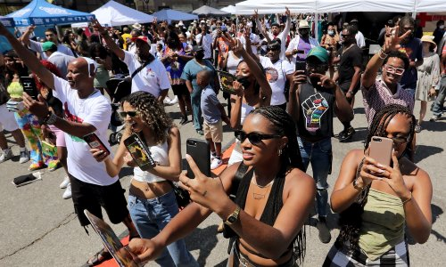 I'm happy Juneteenth is a federal holiday. But don't let it be whitewashed