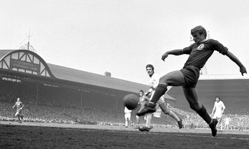 Roger Hunt, England World Cup winner and former Liverpool striker, dies aged 83