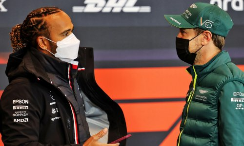 Lewis Hamilton describes F1 title rivalry with Vettel as greatest in his career