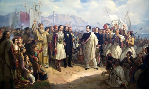 Revealed: Lord Byron's £4,000 cheque that helped create modern Greece
