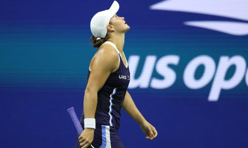 Tactical blunder impacted Ash Barty at US Open, says tennis world No 1's coach