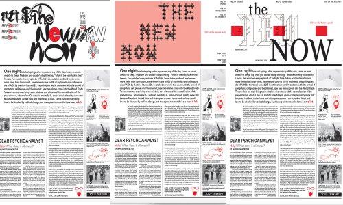 No logo, no likes: New York's offline DIY culture embraces lockdown limitations