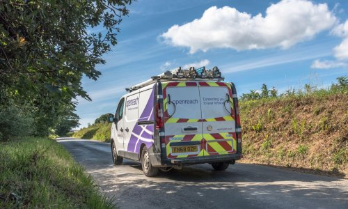 BT took an age to install our community centre's superfast broadband