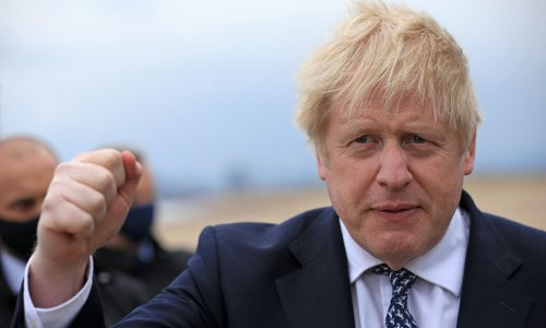 Boris Johnson: the power to oust this charlatan lies with voters