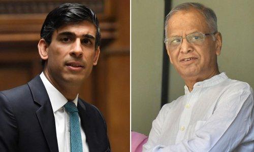 Rishi Sunak's billionaire in-laws hit with £5.5m bill in Amazon India tax dispute