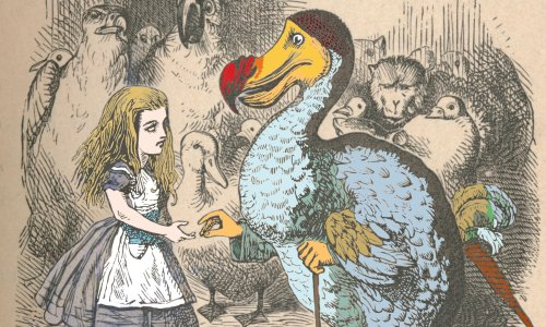 Off with their heads! Why are Lewis Carroll misquotes so common online?