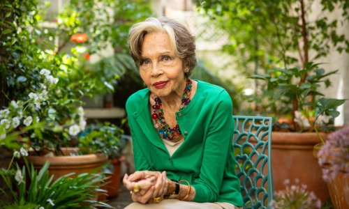 'I am very shy. It's amazing I became a movie star': Leslie Caron at 90 on love, art and addiction