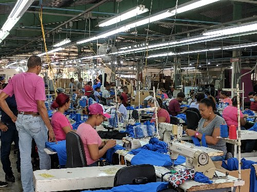 Famed garment factory paying a living wage struggles to stay afloat