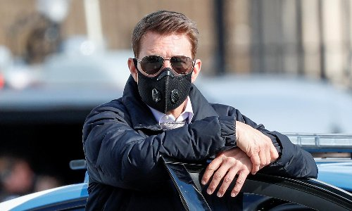 Tom Cruise recorded shouting and swearing at Mission: Impossible crew over Covid issues
