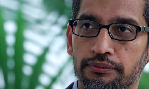 Google will investigate what led to AI researcher's exit, CEO says