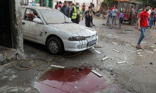 Israel launches airstrikes on Gaza Strip after Hamas rocket attacks