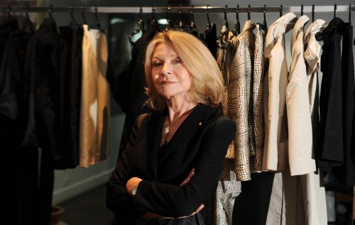Mourning Carla Zampatti: 'She'd say this is the best-dressed funeral she had ever attended'