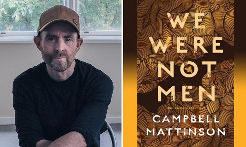 We Were Not Men by Campbell Mattinson review – a solemn and affectionate coming-of-age