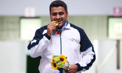 'How can a terrorist win gold?': Korean criticises IOC over Iran shooting victory