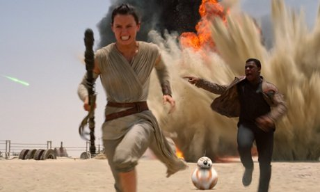 Mapping the galaxy: JJ Abrams reveals new details of Star Wars: The Force Awakens