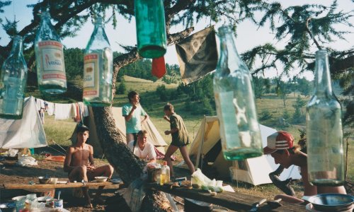 The big picture: vodka and sunshine in southern Siberia, 1993