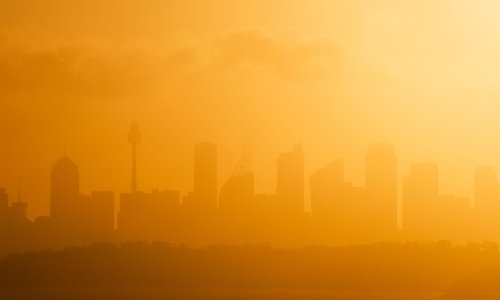 How are our cities going to look in a rapidly heating world? It won't be long before 50C will be normal